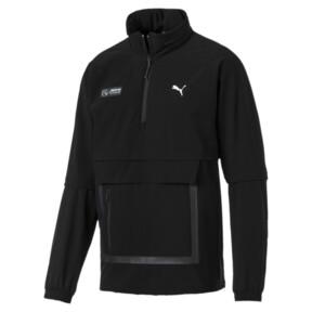 Thumbnail 1 of Mercedes AMG Petronas Men's RCT Jacket, Puma Black, medium