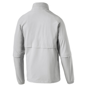 Thumbnail 2 of Mercedes AMG Petronas Men's RCT Jacket, Mercedes Team Silver, medium
