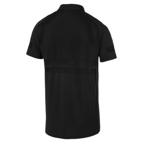 Miniaturka 2 Męska koszulka polo MERCEDES AMG PETRONAS evoKNIT, Puma Black, średnie
