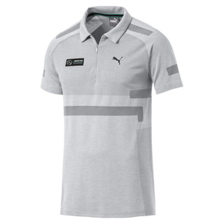 Image Puma MERCEDES AMG PETRONAS evoKNIT Men's Polo Shirt