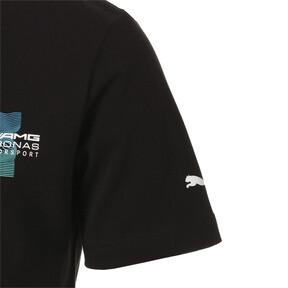 Thumbnail 4 of MERCEDES AMG PETRONAS MOTORSPORT ロゴ Tシャツ +, Puma Black, medium-JPN