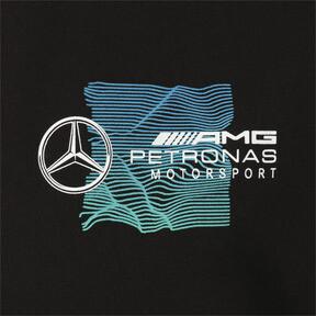 Thumbnail 6 of MERCEDES AMG PETRONAS MOTORSPORT ロゴ Tシャツ +, Puma Black, medium-JPN