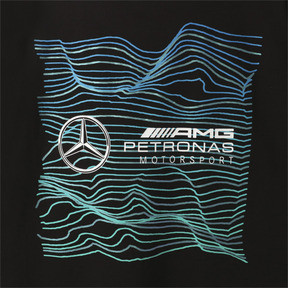 Thumbnail 7 of MERCEDES AMG PETRONAS MOTORSPORT ロゴ Tシャツ +, Puma Black, medium-JPN