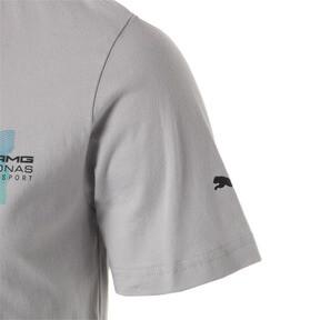 Thumbnail 5 of MERCEDES AMG PETRONAS MOTORSPORT ロゴ Tシャツ +, Mercedes Team Silver, medium-JPN