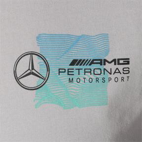 Thumbnail 7 of MERCEDES AMG PETRONAS MOTORSPORT ロゴ Tシャツ +, Mercedes Team Silver, medium-JPN