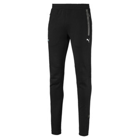 Thumbnail 4 of Mercedes AMG Petronas Knitted Men's Sweatpants, Puma Black, medium