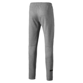 Thumbnail 2 of Mercedes AMG Petronas Knitted Men's Sweatpants, Medium Gray Heather, medium