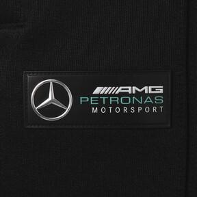 Thumbnail 6 of MERCEDES AMG PETRONAS MOTORSPORT T7 トラック パンツ, Puma Black, medium-JPN