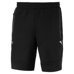 Thumbnail 1 of Mercedes AMG Petronas Men's Sweat Shorts, Puma Black, medium