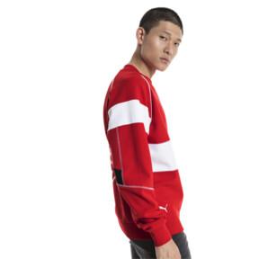 Thumbnail 1 of Ferrari Street Men's Sweater, Rosso Corsa, medium