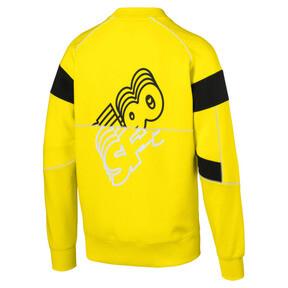 Thumbnail 5 of Ferrari Street Men's Sweater, Blazing Yellow, medium