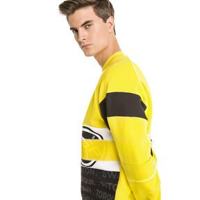 Thumbnail 1 of Ferrari Street Men's Sweater, Blazing Yellow, medium