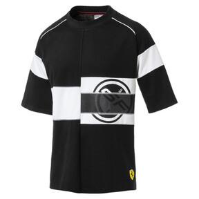 Thumbnail 4 van Ferrari T-shirt voor mannen, Puma Black, medium