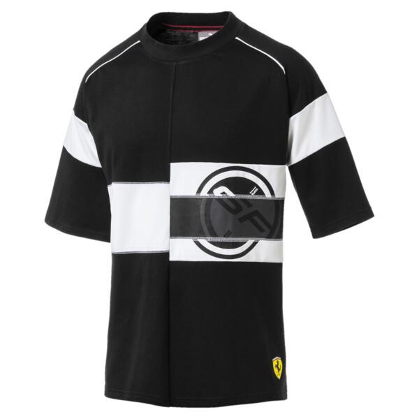 フェラーリ ストリート Tシャツ, Puma Black, large-JPN
