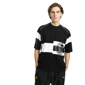 Thumbnail 1 van Ferrari T-shirt voor mannen, Puma Black, medium