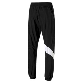 Thumbnail 5 of Ferrari Street Woven Men's Pants, Puma Black, medium