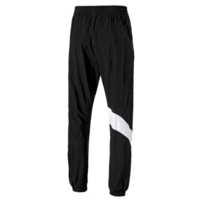 Thumbnail 5 of Scuderia Ferrari Street Men's Woven Pants, Puma Black, medium