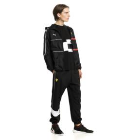 Thumbnail 3 of Scuderia Ferrari Street Men's Woven Pants, Puma Black, medium