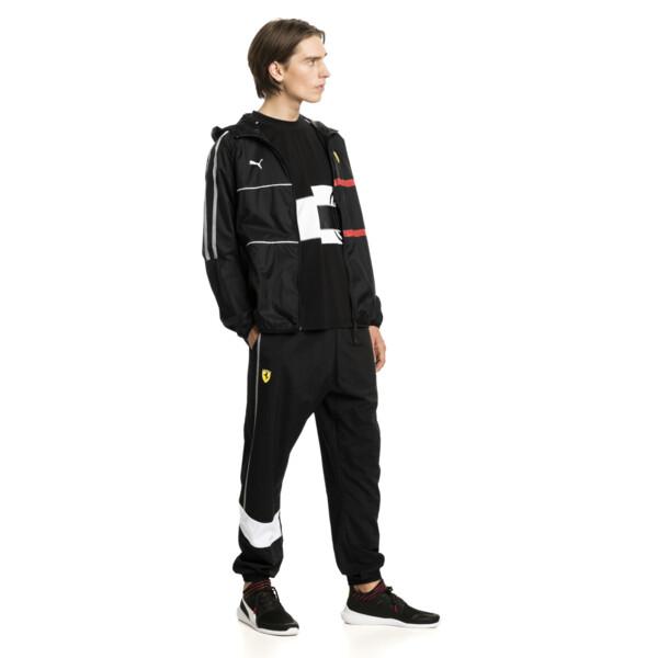 Scuderia Ferrari Street Men's Woven Pants, Puma Black, large