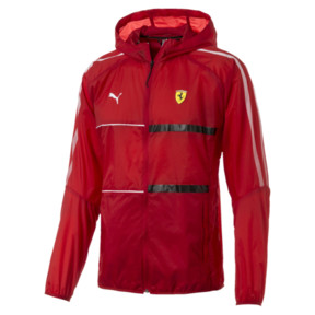 Thumbnail 1 of Scuderia Ferrari Men's T7 City Runner, Rosso Corsa, medium