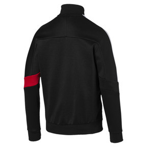 Thumbnail 3 of Scuderia Ferrari Men's T7 Track Jacket, Puma Black, medium