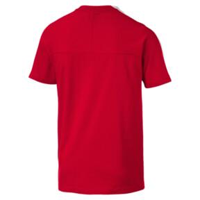 Imagen en miniatura 5 de Camiseta de hombre Ferrari T7, Rosso Corsa, mediana