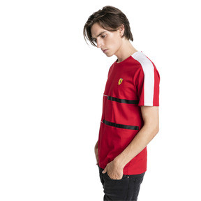 Imagen en miniatura 1 de Camiseta de hombre Ferrari T7, Rosso Corsa, mediana