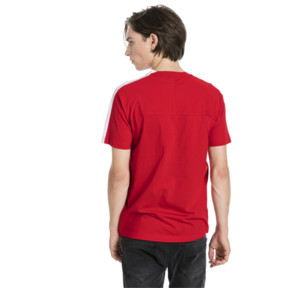 Thumbnail 2 of Ferrari T7 Men's Tee, Rosso Corsa, medium