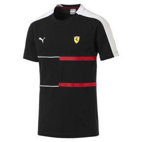 Imagen en miniatura 4 de Camiseta de hombre Ferrari T7, Puma Black, mediana