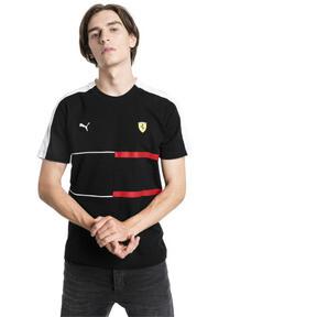 Imagen en miniatura 1 de Camiseta de hombre Ferrari T7, Puma Black, mediana