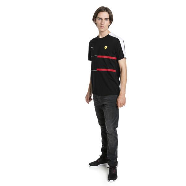 Camiseta de hombre Ferrari T7, Puma Black, grande