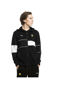 Image Puma Ferrari Hooded Zip-Up Men's Jacket