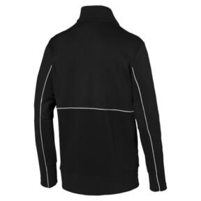 Thumbnail 5 of Ferrari Men's Sweat Jacket, Puma Black, medium