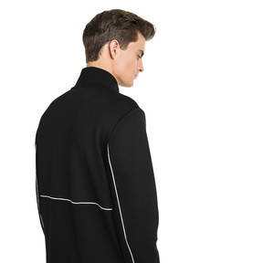 Thumbnail 2 of Ferrari Men's Sweat Jacket, Puma Black, medium