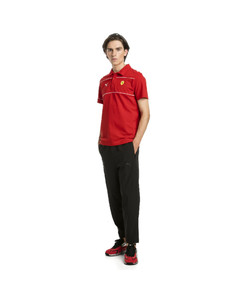Image Puma Ferrari Men's Branded Polo Shirt