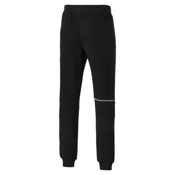 Ferrari Knitted Men's Sweatpants, Puma Black, large