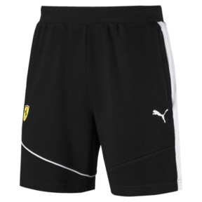 Thumbnail 4 of Ferrari Men's Sweat Shorts, Puma Black, medium