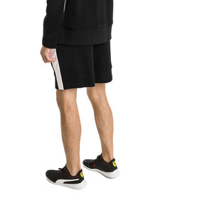 Thumbnail 2 of Ferrari Men's Sweat Shorts, Puma Black, medium