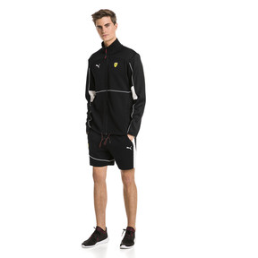 Thumbnail 3 of Ferrari Men's Sweat Shorts, Puma Black, medium