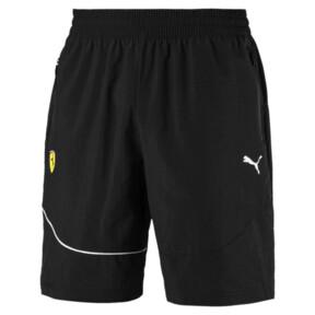 Thumbnail 1 of Scuderia Ferrari Men's Summer Shorts, Puma Black, medium