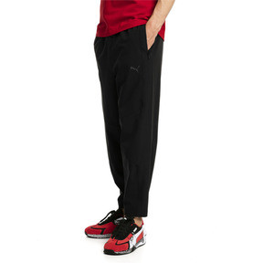 Thumbnail 1 of Ferrari Life Woven Men's Pants, Puma Black, medium
