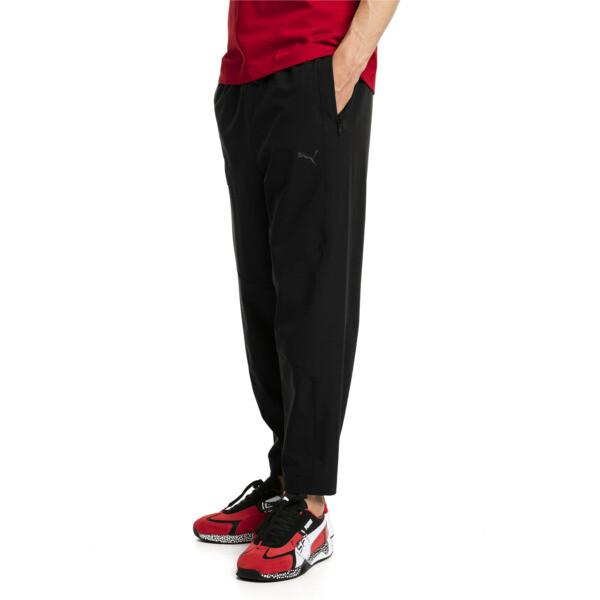 Scuderia Ferrari Life Men's Sweatpants, Puma Black, large
