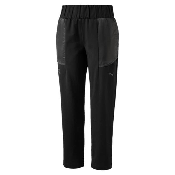 Ferrari Women's Sweatpants, Puma Black, large