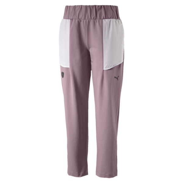 Ferrari Women's Sweatpants, Elderberry, large