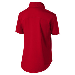 Thumbnail 5 of Ferrari Damen Polo, Rosso Corsa, medium