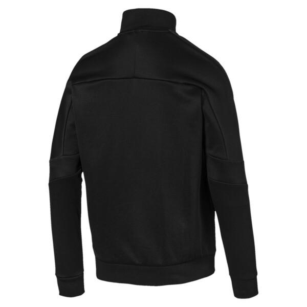 Ferrari T7 Men's Track Jacket, Puma Black, large