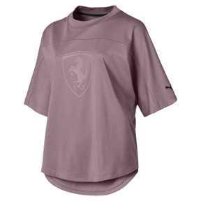Ferrari Big Shield Damen T-Shirt