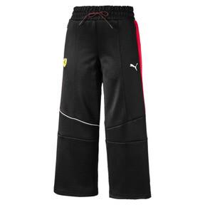 Pantalones deportivos Scuderia Ferrari para mujer