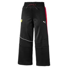 Thumbnail 1 of Scuderia Ferrari Women's Track Pants, Puma Black, medium