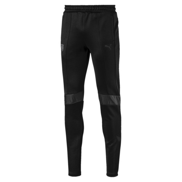 Ferrari T7 trainingsbroek voor mannen, Puma Black, large
